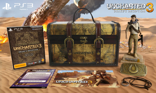 Uncharted 3 Explorer S Edition Unboxing Saint Ism Gaming