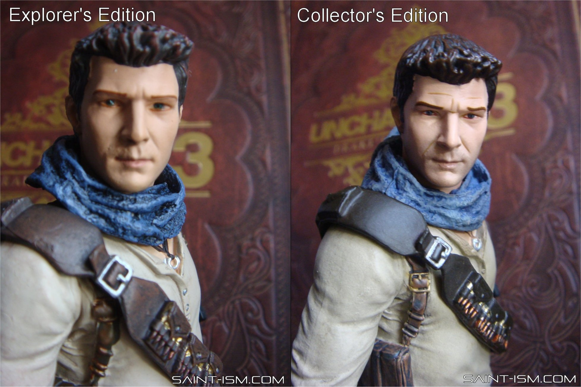 Uncharted 3 Collector S Edition Unboxing Saint Ism Gaming